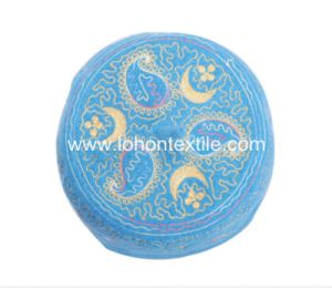 Wool Hat for Man and Woman Embrodiery Muslim Festival Hat
