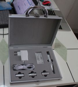 Goochie Stainless Steel Digital Microneedle Machine pictures & photos