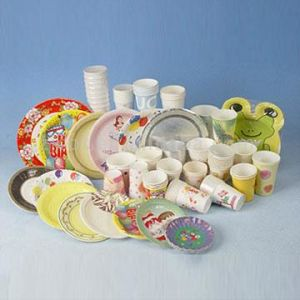 Used Paper Plate Making Machine pictures & photos