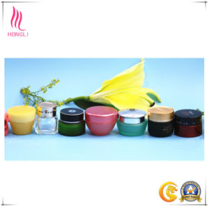 10ml/15ml Facial Mask Jars, Round Eye Cream Packing with Cover pictures & photos