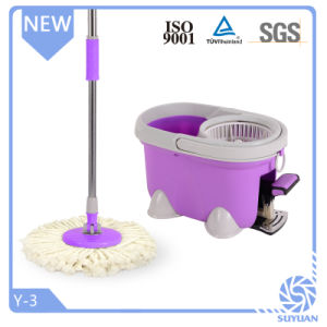 Best Selling Wholesale Magic Microfiber Mop pictures & photos