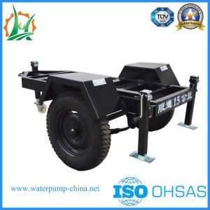 T Type Self Priming Trash/ Sewage Non-Clogging Centrifugal Water Pump pictures & photos