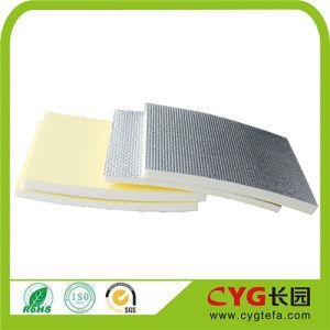 Adhesive PE Foam Board Coated Aluminium Foil pictures & photos