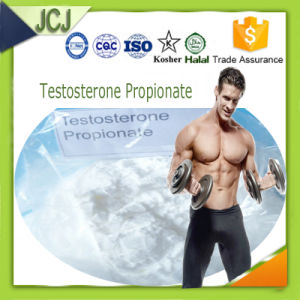 99% Purity Muscle Building Steroid Hormone Testosterone Propionate pictures & photos