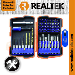 Professional 55PCS Drill and Driver Set pictures & photos