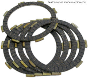 Clutch Disc Friction Plate for Motorcycle pictures & photos
