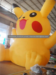 Advertising Giant Inflatalbe Pokemon Pikachu pictures & photos