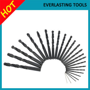 HSS Twist Drill Bits for Metal Drilling Drill Set pictures & photos