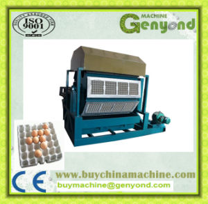 Complete Egg Tray Making Machine pictures & photos