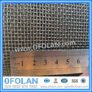 Plain Woven Molybdenum Wire Mesh pictures & photos