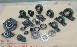 Factory Supply Pillow Block Bearing (UCHA207) pictures & photos