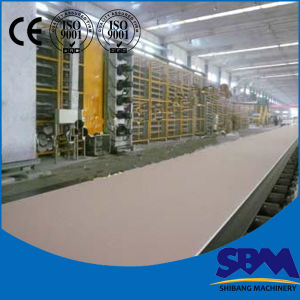 Medium Capacity China Gypsum Board Manufacture Plant pictures & photos