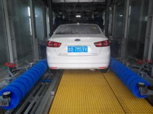 Automatic Tunnel Car Wash Machine to Malaysia Car Wash Business pictures & photos