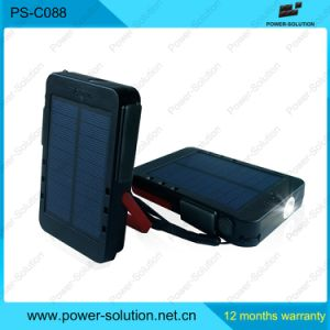 Anti Dropping ABS Li-ion Battery Solar Portable Power Bank pictures & photos