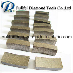 Power Tool Parts Material Masonry Drilling Core Drill Bit Segment pictures & photos