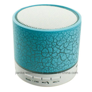High Quality Mini Bluetooth LED Speaker with Logo Printed (572) pictures & photos