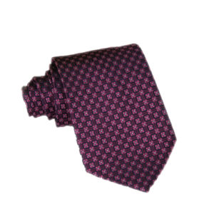 Wholesale Custom Mens Woven Jacquard Skinny Necktie (A784) pictures & photos