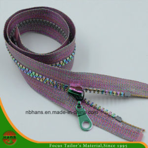 Color Plastic Resin Zipper pictures & photos