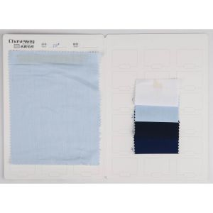 Spandex Stretch Nylon Cotton Woven Textile Fabric for Shirt pictures & photos