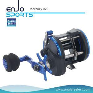 Mercury Plastic Body / 3+1 Bb / EVA Right Handle Sea Fishing Trolling Fishing Reel (Mercury 020) pictures & photos