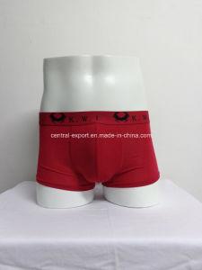 Plain Cotton Mature Men Brief Men′s Boxer Short Men′s Underwear pictures & photos