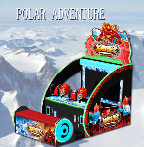 New Launched Polar Adventure Children Game Machine Arcade Amusement Gun Shooting Machine pictures & photos
