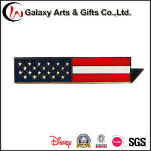 Custom Quality National Flag Metal Lapel Pins for Clothing pictures & photos