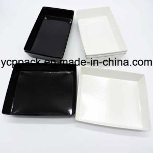 Disposable Food Packaging Waterproof Double Wall Paper Box pictures & photos
