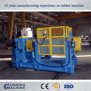 Two Roll Rubber Open Mixing Mill with Hard Tooth Reducer pictures & photos