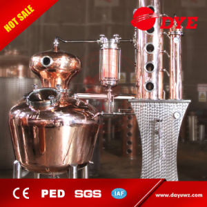 Distiller Alcohol Wine Distilling Equipment for Sale pictures & photos