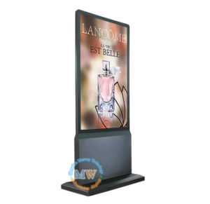 55 Inch LCD Media Digital Signage Board with Network Android WiFi (MW-551APN) pictures & photos