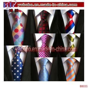 Mens Ties Silk Red Black Tie Sets Neckties Tie Hanky Cufflinks Tie Sets (B8052) pictures & photos