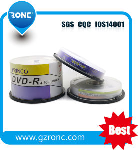 Blank Disc Manufacturer of Blank DVD-R 8X pictures & photos
