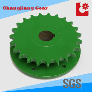 China Carbon Steel Induction Special Sprocket pictures & photos