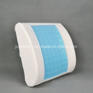 Square Round Wedge Memory Foam Seat Cushion pictures & photos
