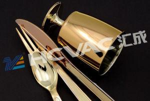Tableware Vacuum Metallizing Machine (ZZ-) pictures & photos