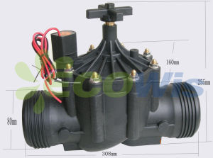 in-Line Sprinkler System Solenoid Valve (HT6706) pictures & photos