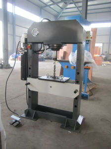 HP Series Auto Hydraulic Press for Molding (HP-63) pictures & photos