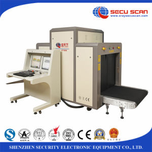 X Ray Baggage Scanner, 1000*800mm Tunnel Size, X Ray Detector pictures & photos