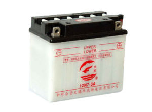 12n7-3A Motorcycle Battery-Lead Acid Battery