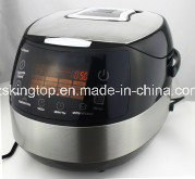 Digital Cooker with Display1.8liter (2-10persons) Square Multifunction Rice Cooker pictures & photos