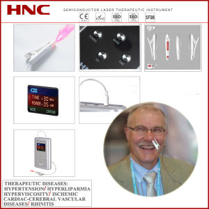 Health Care/Light Therapy/Laser Circulation Therapeutic Instrument/M (Hy05-a Nasal- Type pictures & photos