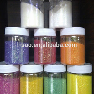 Shinning Fashion Type Girl Nail Art Glitter pictures & photos