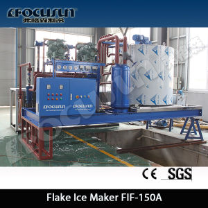 Focusun High Quality Flake Ice Making Machine pictures & photos