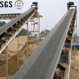 Heavy Duty Fabric Conveyor Rubber Belt pictures & photos