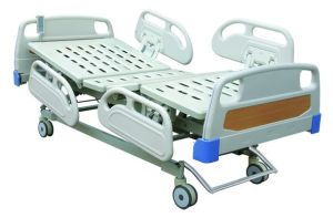 Ce&ISO China Suppliers Medical Hospital Bed Patient Bed pictures & photos