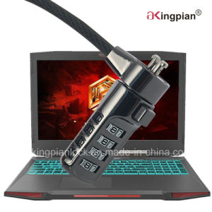 Digit Notebook and Laptop Computer Cable PC Lock pictures & photos
