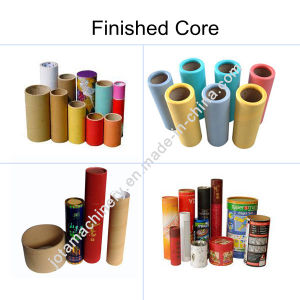Automatic Spiral Paper Core Tube Winder pictures & photos
