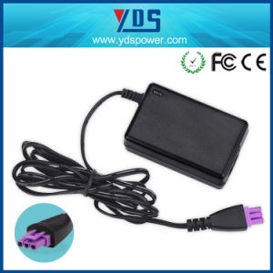 Hot Selling 30V 333mA C6 3pin Charger Printer Adapter pictures & photos