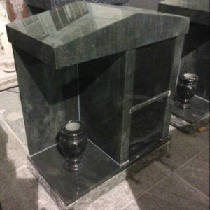 Tropical Green Granite 2 Niche Columbaria pictures & photos